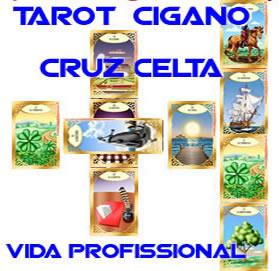 tarot cigano cruz celta vida profissional