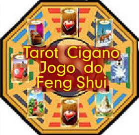 tarot cigano jogo do feng shui